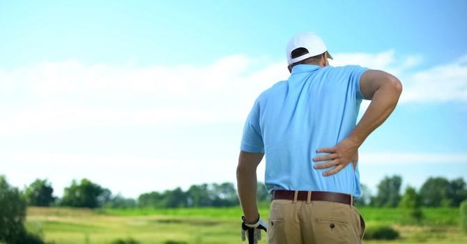 Golf Injuries & Performance